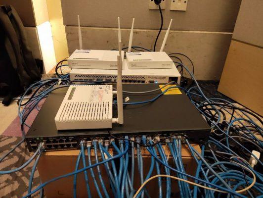 Thuê wifi cho sự kiện