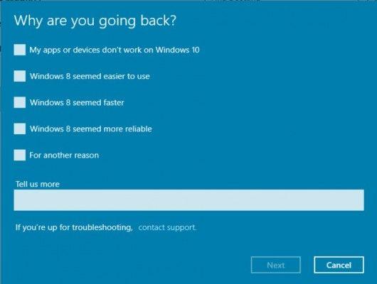 Cách gỡ cài đặt Windows 10